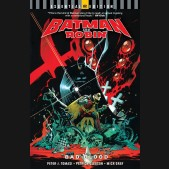 BATMAN AND ROBIN BAD BLOOD ESSENTIAL EDITION GRAPHIC NOVEL