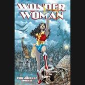 WONDER WOMAN BY PHIL JIMINEZ OMNIBUS HARDCOVER