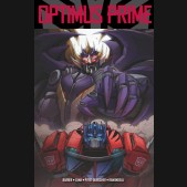 TRANSFORMERS OPTIMUS PRIME VOLUME 4 GRAPHIC NOVEL