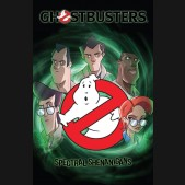 GHOSTBUSTERS SPECTRAL SHENANIGANS VOLUME 1 GRAPHIC NOVEL