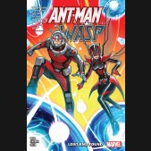 ANT-MAN AND THE WASP LOST FOUND GRAPHIC NOVEL
