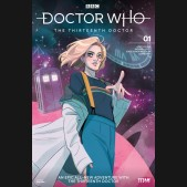DOCTOR WHO 13TH #1