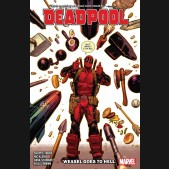 DEADPOOL BY SKOTTIE YOUNG VOLUME 3 WEASEL GOES TO HELL GRAPHIC NOVEL
