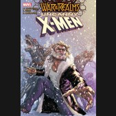 WAR OF THE REALMS UNCANNY X-MEN GRAPHIC NOVEL