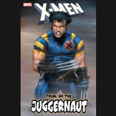 X-MEN TRIAL OF THE JUGGERNAUT GRAPHIC NOVEL