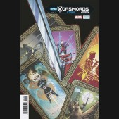 X OF SWORDS STASIS #1 RAMOS 1 IN 25 INCENTIVE