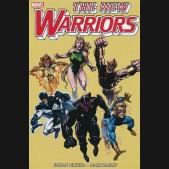 NEW WARRIORS CLASSIC OMNIBUS VOLUME 1 BAGLEY DM VARIANT HARDCOVER