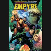 EMPYRE GRAPHIC NOVEL