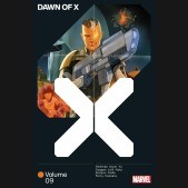 DAWN OF X VOLUME 9 GRAPHIC NOVEL
