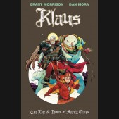 KLAUS THE LIFE AND TIMES OF SANTA CLAUS HARDCOVER
