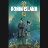 RONIN ISLAND VOLUME 3 A NEW WIND GRAPHIC NOVEL