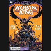 DARK NIGHTS DEATH METAL ROBIN KING #1