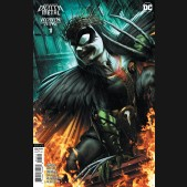 DARK NIGHTS DEATH METAL ROBIN KING #1 JEREMY ROBERTS 1 IN 25 INCENTIVE