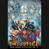 INJUSTICE GODS AMONG US OMNIBUS VOLUME 2 HARDCOVER