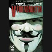 V FOR VENDETTA BLACK LABEL EDITION GRAPHIC NOVEL