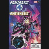 FANTASTIC FOUR ANTITHESIS #2 2ND PRINTING