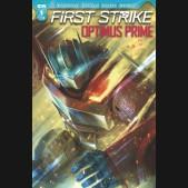 OPTIMUS PRIME FIRST STRIKE #1