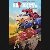 GO GO POWER RANGERS VOLUME 2 GRAPHIC NOVEL