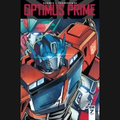 OPTIMUS PRIME #7 1 IN 10 INCENTIVE VARIANT COVER