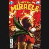 MISTER MIRACLE #2 (2017 SERIES) 2ND PRINITING