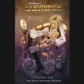 JIM HENSON LABYRINTH CORONATION VOLUME 1 HARDCOVER