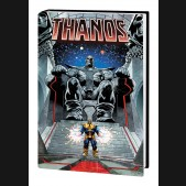 THANOS BY DONNY CATES HARDCOVER