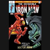 INVINCIBLE IRON MAN #593 (2016 SERIES) LEGACY DAVIS LENTICULAR VARIANT