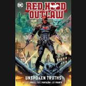 RED HOOD OUTLAW VOLUME 4 UNSPOKEN TRUTHS GRAPHIC NOVEL