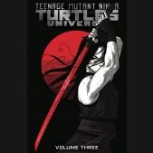 TEENAGE MUTANT NINJA TURTLES UNIVERSE VOLUME 3 KARAIS PATH GRAPHIC NOVEL