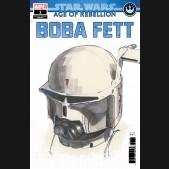STAR WARS AGE OF REBELLION BOBA FETT #1 CONCEPT VARIANT