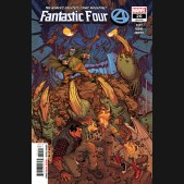 FANTASTIC FOUR #20 (2018 SERIES)