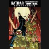 BATMAN TEENAGE MUTANT NINJA TURTLES ADVENTURES GRAPHIC NOVEL