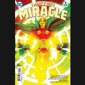 MISTER MIRACLE #1 (2017 SERIES) 3RD PRINITING