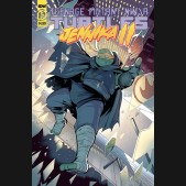 TEENAGE MUTANT NINJA TURTLES JENNIKA II #5