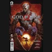 GOD OF WAR FALLEN GOD #1