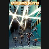 MICRONAUTS VOLUME 2 EARTHBOUND GRAPHIC NOVEL