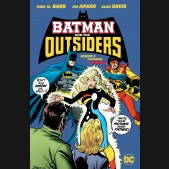 BATMAN AND THE OUTSIDERS VOLUME 2 HARDCOVER