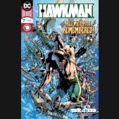 HAWKMAN #7 (2018 SERIES)