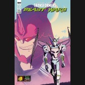 TRANSFORMERS BEAST WARS #2 COVER A