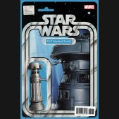 STAR WARS #32 (2015 SERIES) CHRISTOPHER ACTION FIGURE VARIANT COVER
