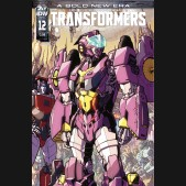 TRANSFORMERS #12 (2019 SERIES)