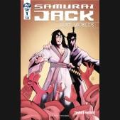 SAMURAI JACK LOST WORLDS #1
