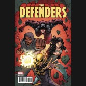 DEFENDERS #1 LIM VARIANT COVER