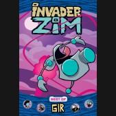 INVADER ZIM BEST OF GIR GRAPHIC NOVEL