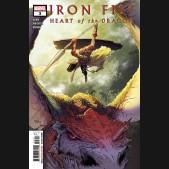 IRON FIST HEART OF DRAGON #3