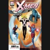 ASTONISHING X-MEN ANNUAL #1 (2017 SERIES)