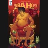 BUBBA HO-TEP AND COSMIC BLOOD-SUCKERS #1