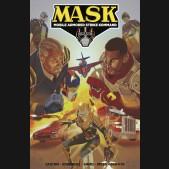 MASK MOBILE ARMORED STRIKE KOMMAND VOLUME 2 RISE OF VENOM GRAPHIC NOVEL