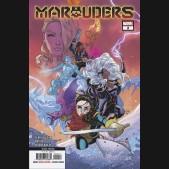 MARAUDERS #2 (2019 SERIES) 2ND PRINTING