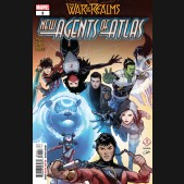 WAR OF THE REALMS NEW AGENTS OF ATLAS #1